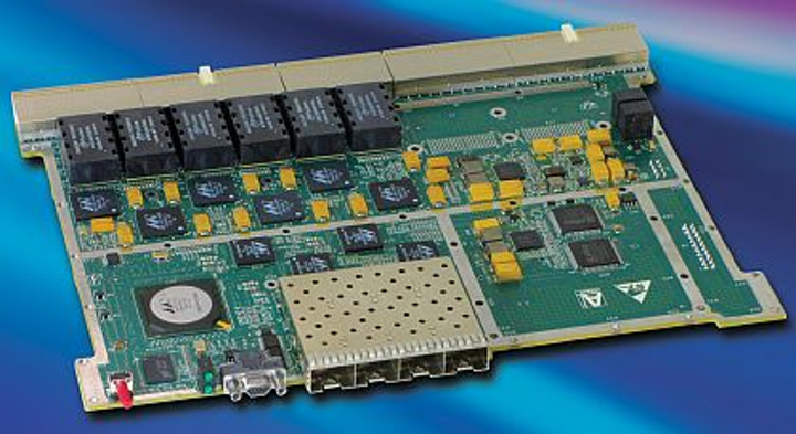 Rugged single-slot Gigabit Ethernet switch for military and space applications introduced by Aitech
