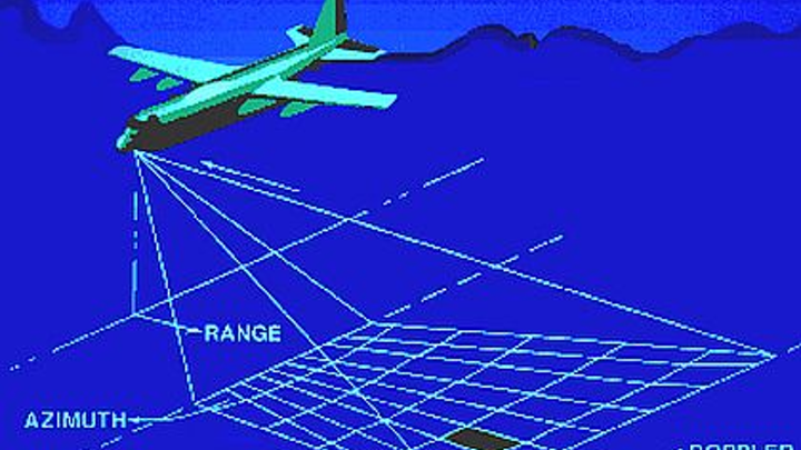 DARPA to brief industry on through-clouds radar with imaging capability to match infrared