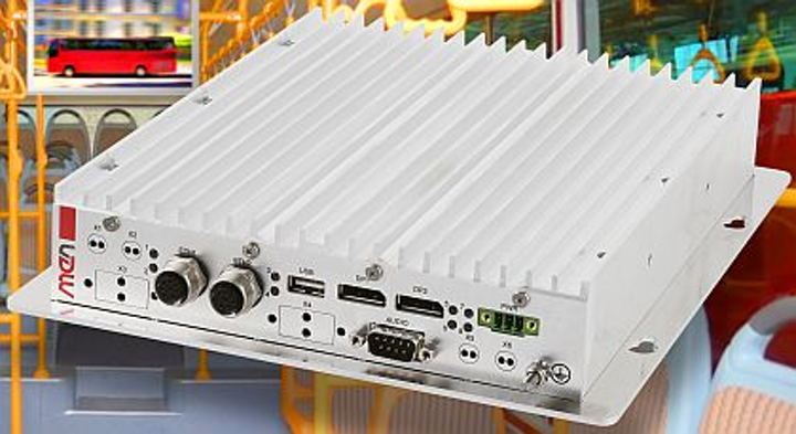 Rugged computer based on AMD APU for rugged mobile applications introduced by MEN Micro