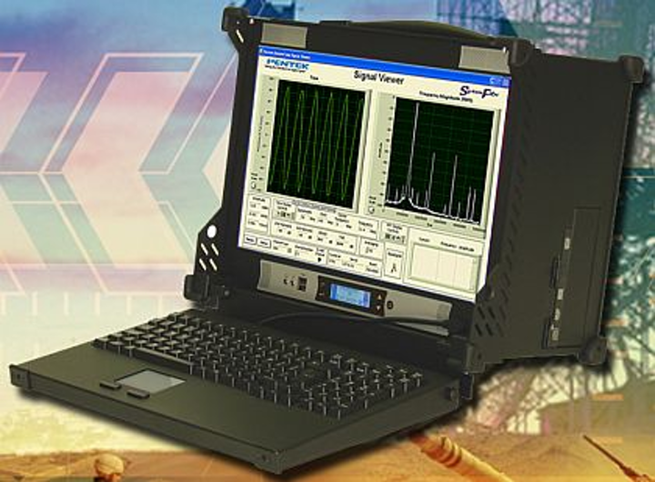 Rugged portable data recorder for military and aerospace applications introduced by Pentek