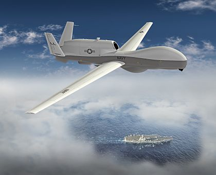 RDRTec to develop sense-and-avoid radar for Fire Scout and Triton unmanned aircraft