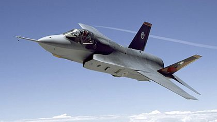 Aerospace & defense engineer accused of shipping F-35 blueprints to Iran