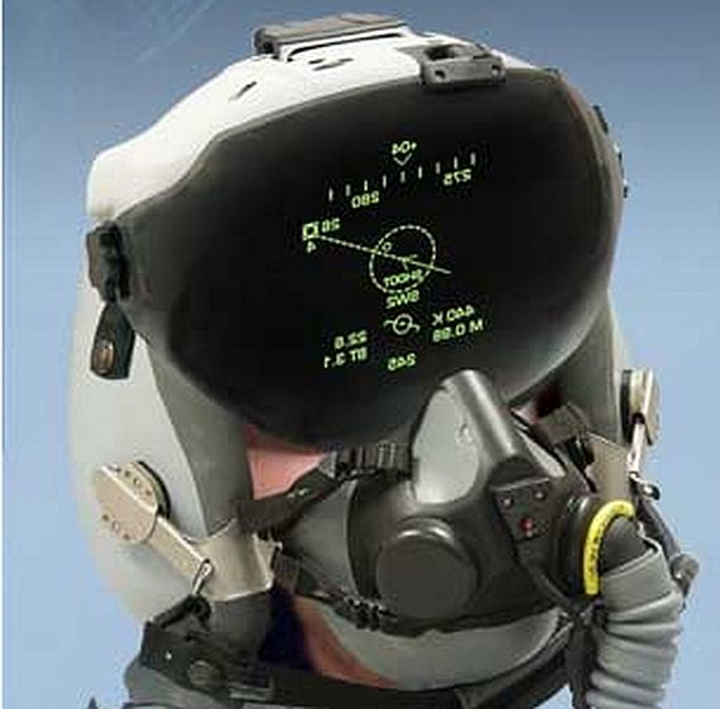 Partnership of Rockwell Collins and Elbit to give night-vision capability to Navy HUDs