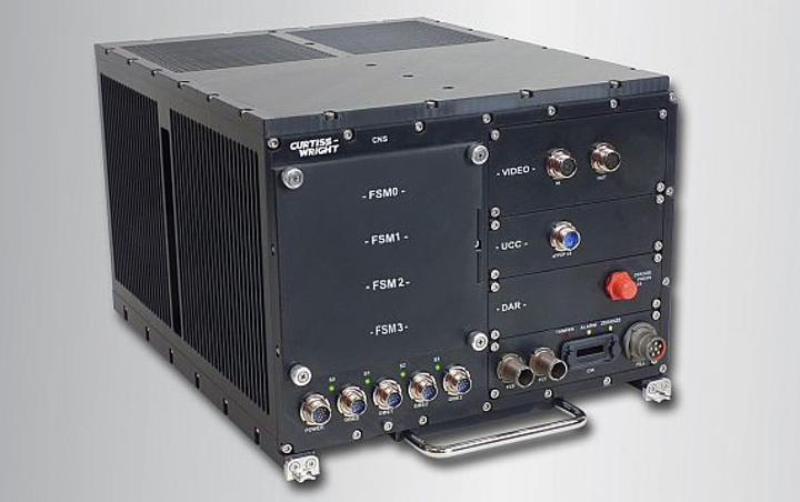 Curtiss-Wright introduces rugged data storage for aircraft, UAVs, and mobile radar
