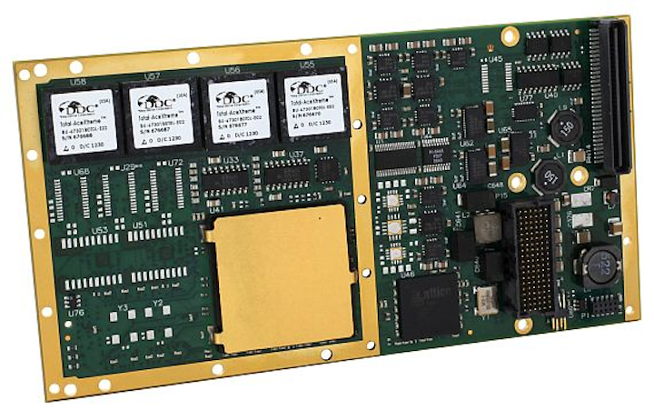 DDC introduces multi-protocol XMC and PMC cards for avionics databus interfaces