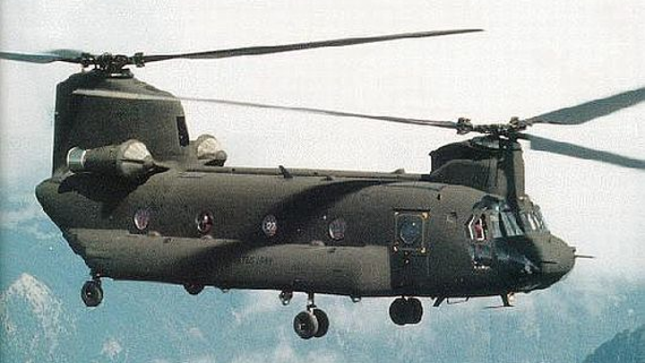 Boeing to modernize Spain's entire Chinook helicopter fleet