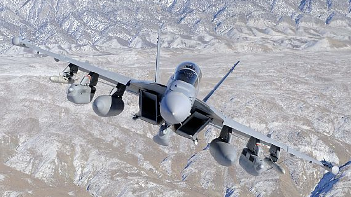 General Dynamics wins $16.3 million contract for mission computers on Navy EA-18G EW jets