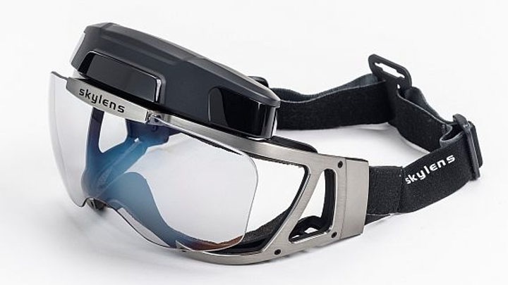 Wearable head-up display with enhanced vision for helicopter pilots introduced by Elbit