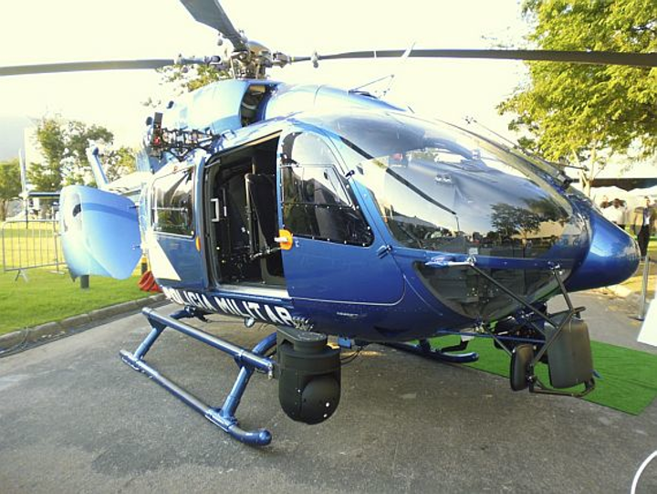 Helibras selects rugged, integrated airborne video management system from Curtiss-Wright
