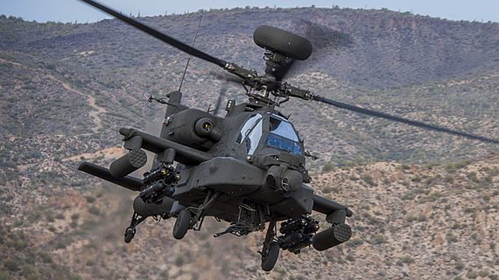 L-3 communications suite to maximize interoperability of Apache helicopters and unmanned aircraft