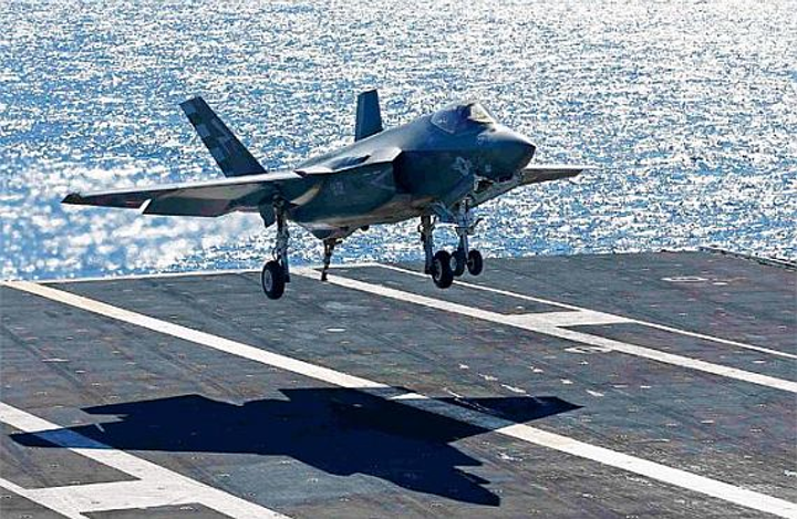 Content Dam Mae Online Articles 2015 July F 35 Carrier Landing 29 July 2015