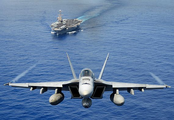Navy asks Boeing to build 78 F/A-18E/F carrier-based combat jets and advanced avionics in $4 billion deal