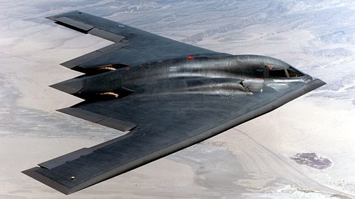 Orbital ATK wins $90M Northrop Grumman contract to extend life of B-2 military aircraft with composite structures
