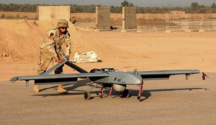 Textron wins $206M for U.S. Army Shadow tactical unmanned aircraft system sustainment
