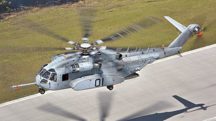 Sikorsky to build two new Marine Corps CH-53K heavy-lift helicopters in $304 million deal