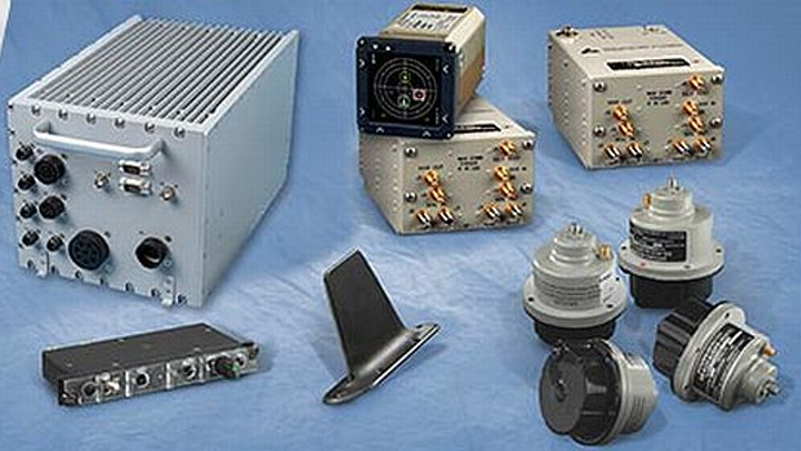 Northrop Grumman to provide components for radar warning receiver electronic warfare avionics