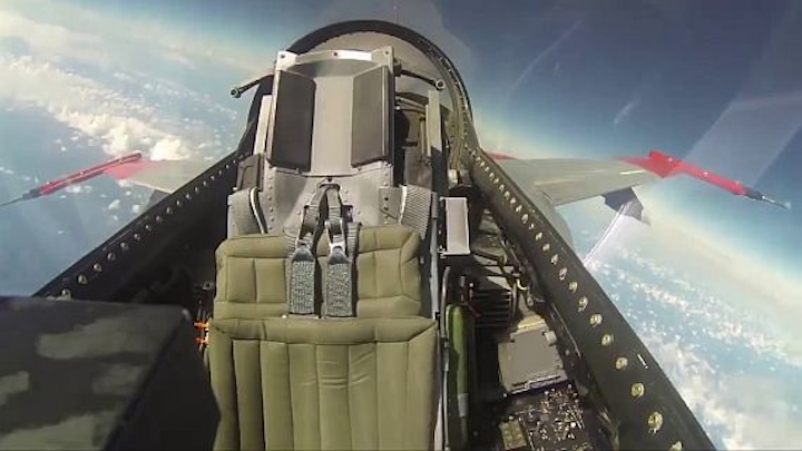 Air Force asks Boeing to convert another batch of F-16 jet fighters to unmanned target drones
