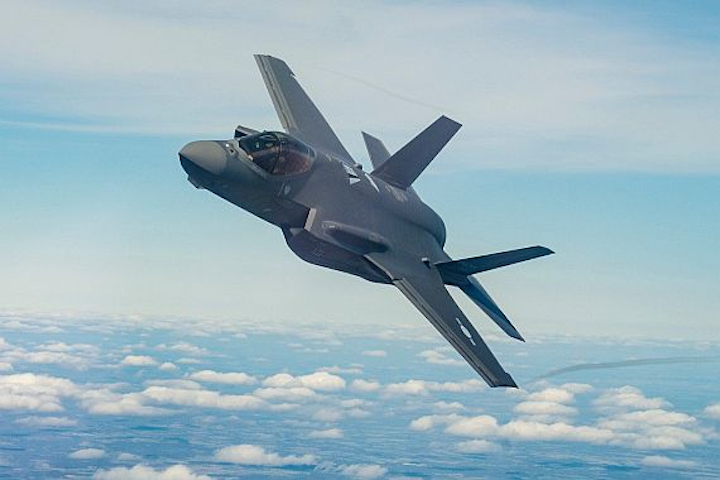 More than 200 additional F-35s ordered by the Department of Defense