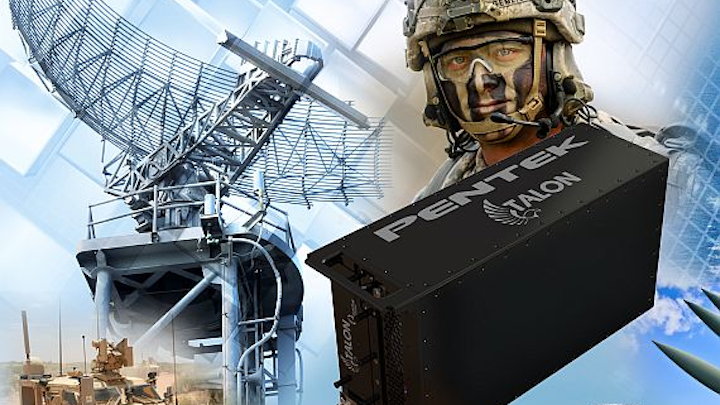 Rugged RF signal data recorder for UAVs, aircraft pods, and military vehicles introduced by Pentek
