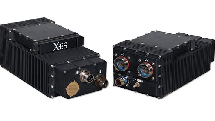 Small-form-factor rugged computer for aerospace and defense signal processing introduced by X-ES