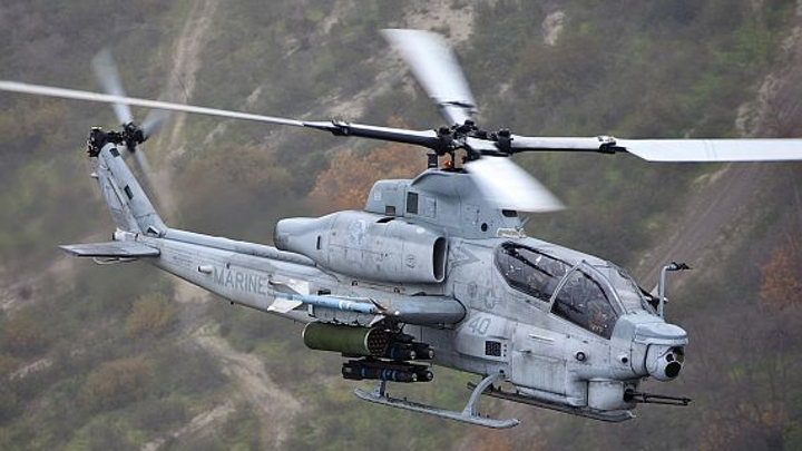 Navy asks Bell to build 25 AH-1Z Viper attack helicopters and avionics for Marine Corps