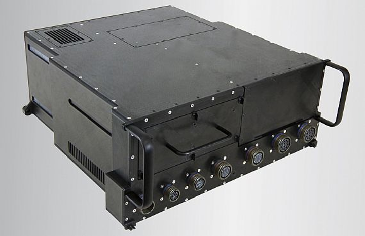 Rugged network attached data storage with encryption for unmanned vehicles introduced by Curtiss-Wright