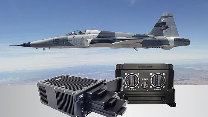 Tactical Air Support chooses data recorders and mission computers from Curtiss-Wright for F-5E/F jet fighters