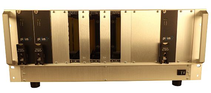 4U OpenVPX segmented embedded computing chassis for replicated redundancy in one unit introduced by Pixus