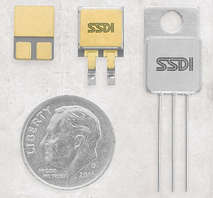 Silicon carbide MOSFETs for aerospace and defense power electronics applications introduced by SSDI