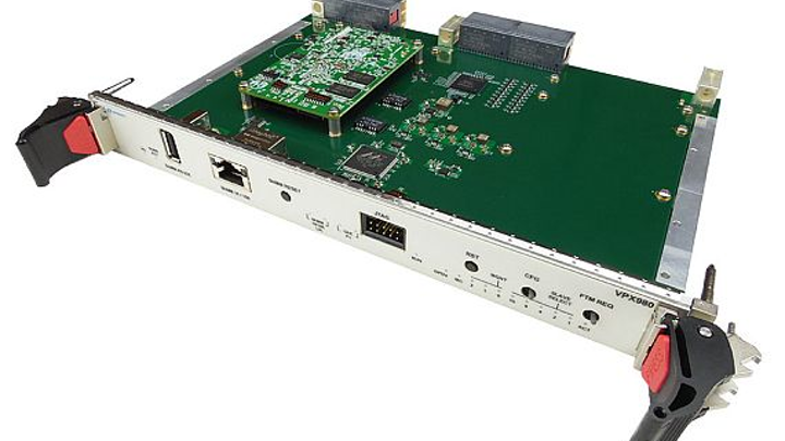Chassis manager for aerospace, defense, and high-reliability embedded computing introduced by VadaTech
