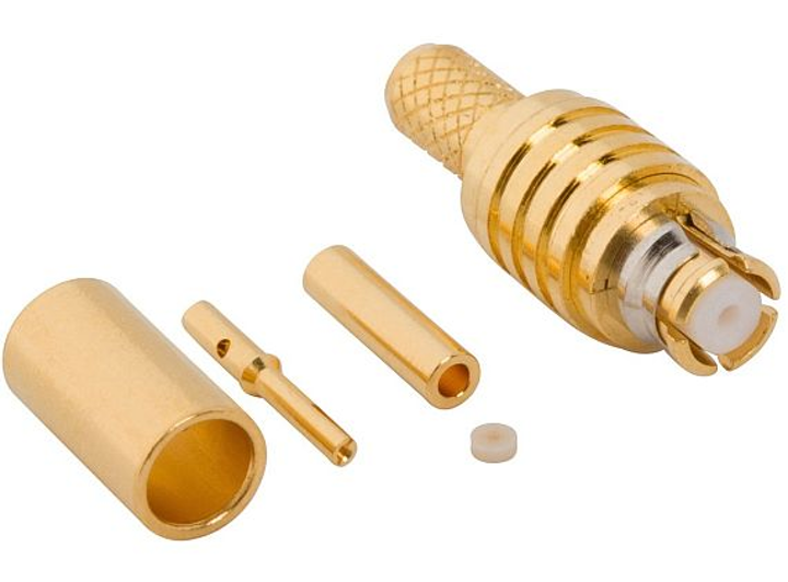 Subminiature connectors for instrumentation and broadband applications introduced by Amphenol