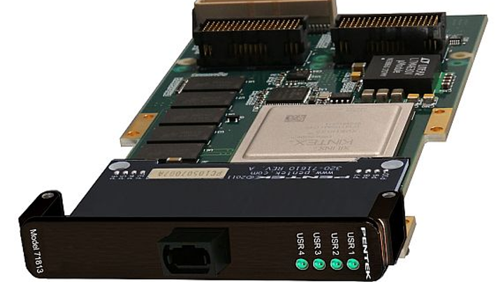 SOSA-aligned XMC embedded computing module for demanding applications introduced by Pentek