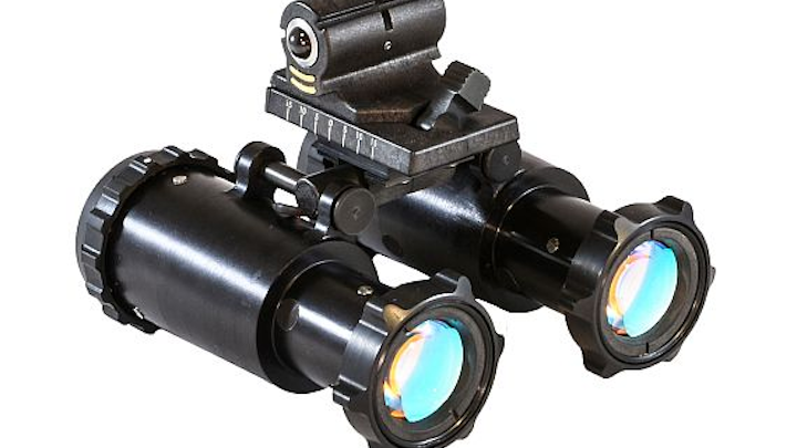 Lightweight night-vision goggles for commercial aircraft pilots introduced by ASW