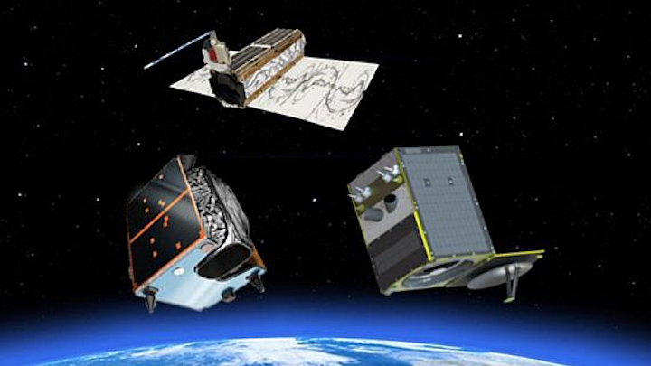 Wanted: companies to build spacecraft, sensor payloads, and on-board data processing for small satellites