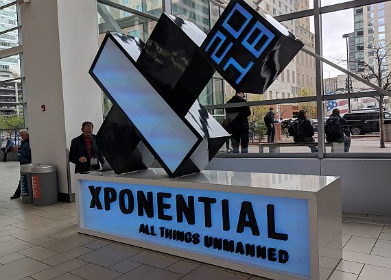 AUVSI XPONENTIAL opens to showcase unmanned and autonomous systems