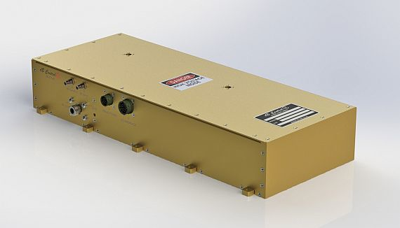 RF and microwave power module for military manned and unmanned aircraft introduced by dB Control