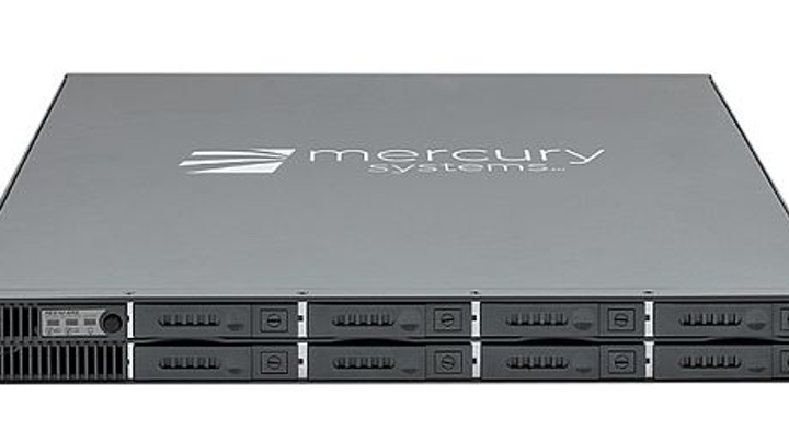 Rugged rackmount server for handling military artificial intelligence (AI) uses introduced by Mercury