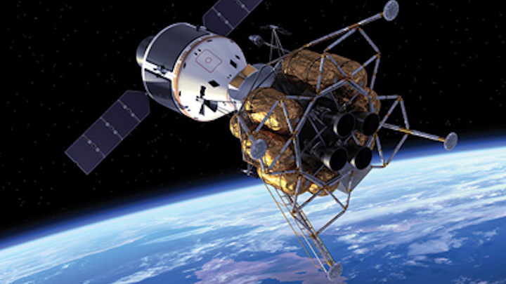 Curtiss-Wright MnACQ-2000 stackable networked encoding units support next-generation low-Earth orbit spacecraft