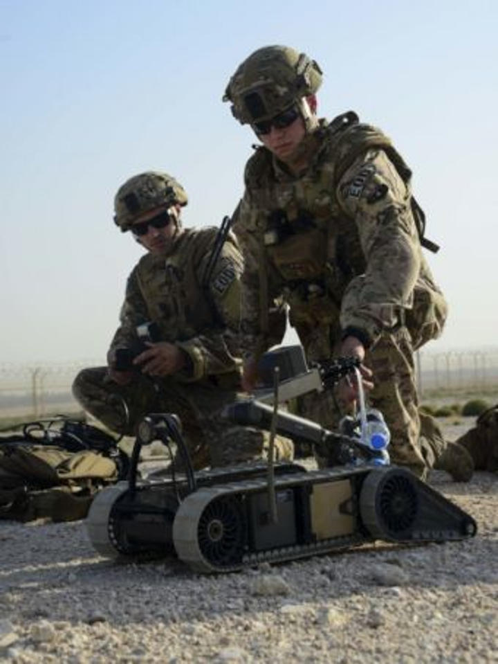 Endeavor Robotics Man Transportable Robotic System UGV taps Persistent Systems data communications to detect, counter threats