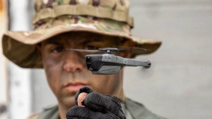 British Army signs $1.8 million contract with FLIR Systems for Black Hornet 3 recon system