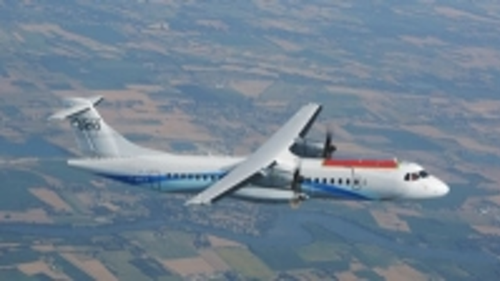 Content Dam Ias En Articles 2015 07 Atr S Green Flying Demonstrator Makes First Flight Leftcolumn Article Thumbnailimage File