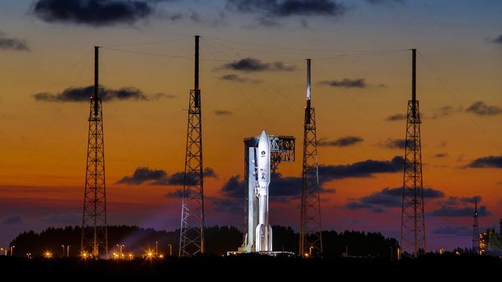 United Launch Alliance's newest rocket has numerous elements from the Atlas V (above) as well as the Delta rocket.