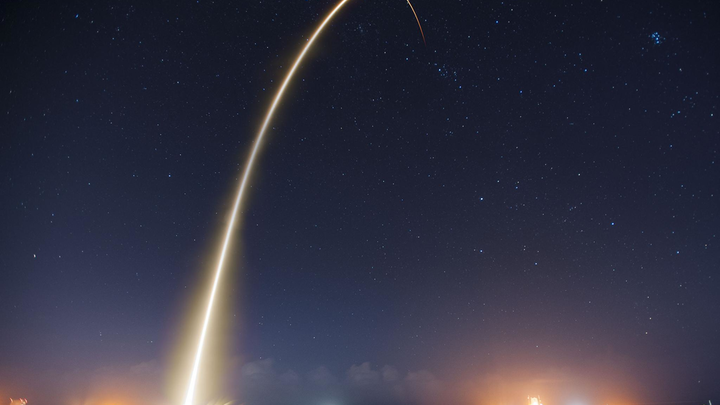 Space X Flickr