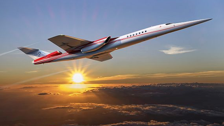 Aerion and Boeing announced that they are teaming up the AS2 supersonic business jet.