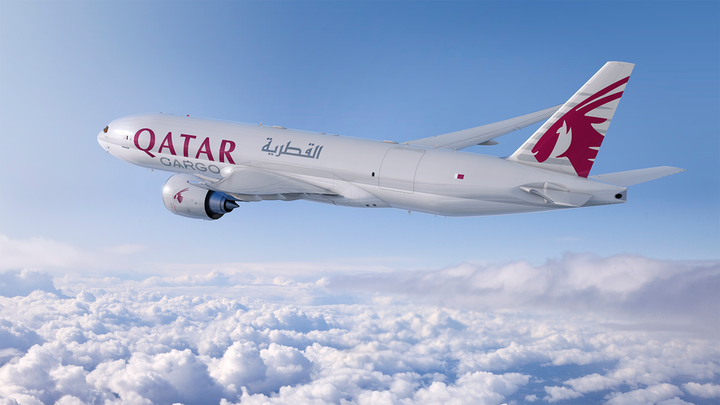Qatar Airways was one of several customers to commit to buying Boeing freight aircraft with deals announced at the Paris Air Show.