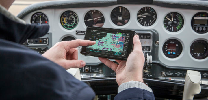 Garmin TeamX brings new FIS-B weather products to G3X Touch
