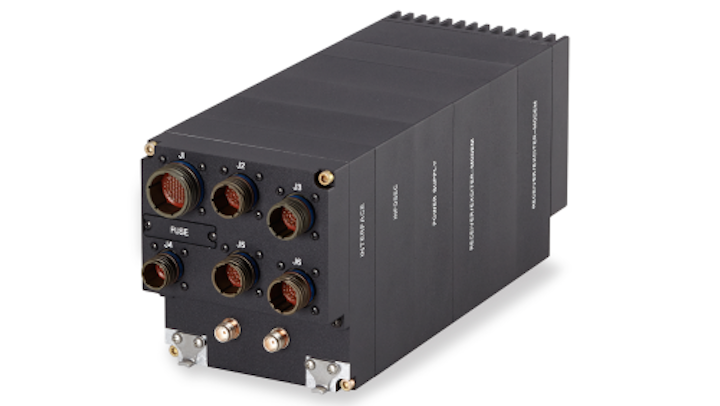 Collins Aerospace's new TruNet AR-2000 two-channel, software-defined networking airborne radio doubles the available channels to the warfighter for increased flexibility on the battlefield.