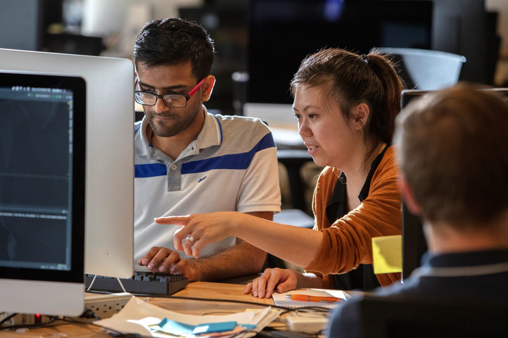 Raytheon software developers working on military and space programs now have access to the same coding tools and facilities used in the consumer technology world.