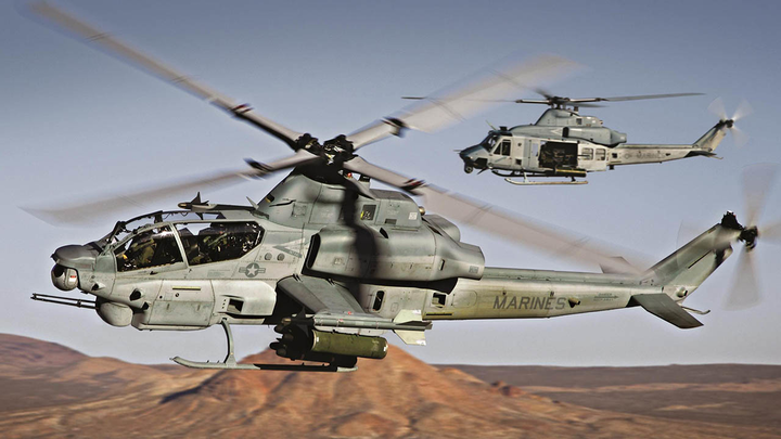 Republic Auto Of Texas >> Bell to build eight UH-1Y helicopters and four AH-1Z ...